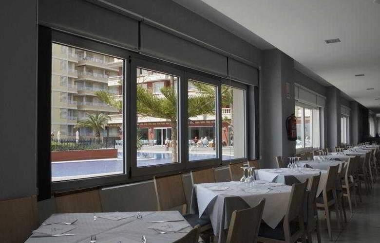 Aparthotel Acuazul - Restaurant - 4