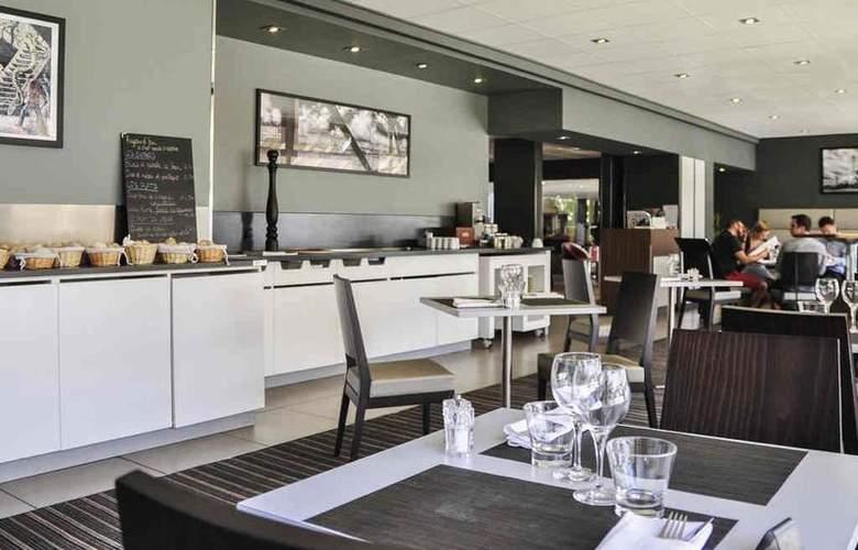 Novotel Nantes Carquefou - Restaurant - 57