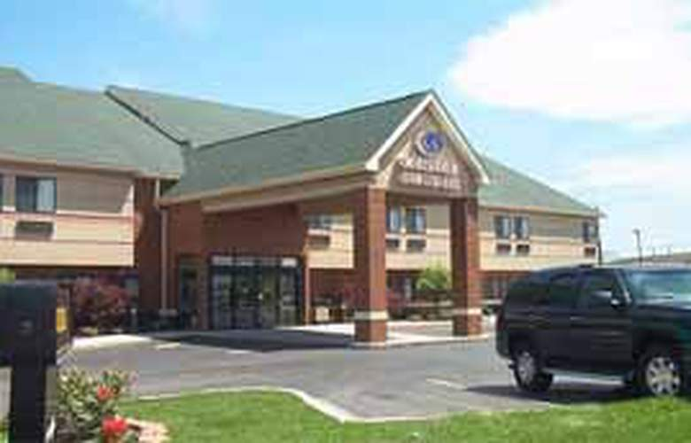Comfort Suites (Warren) - Hotel - 0