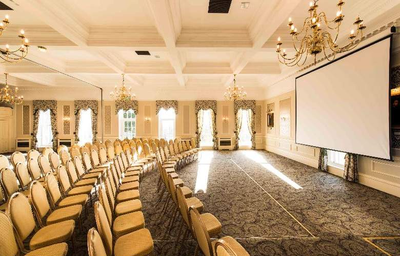Thainstone House Hotel - Conference - 18