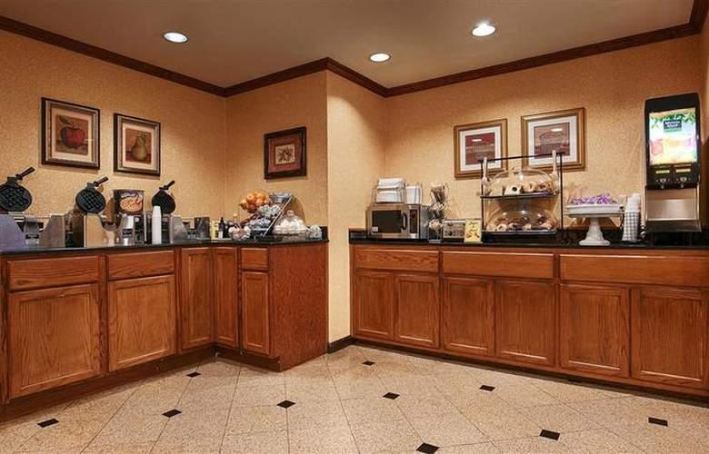 Best Western Alamo Suites - Restaurant - 33