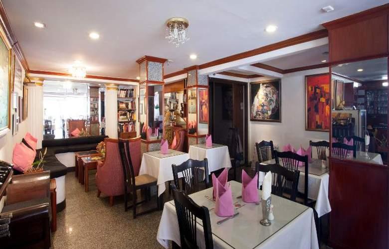 Orchid Hotel Kalim Bay Phuket - Restaurant - 15