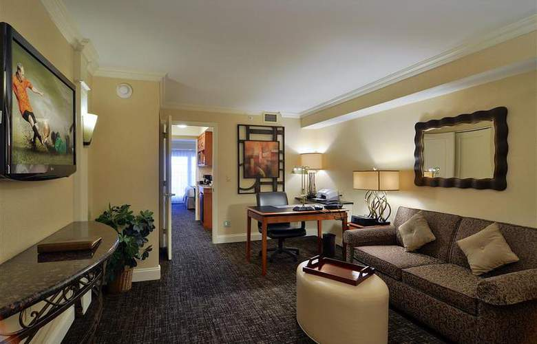 Best Western Premier Eden Resort Inn - Room - 131