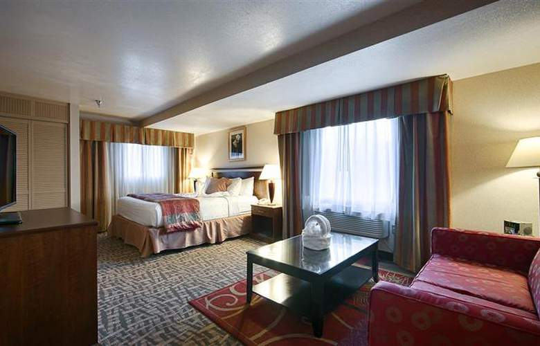 Best Western Plus High Sierra Hotel - Room - 111