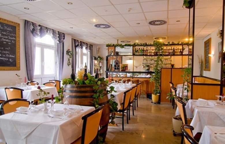 Achat Comfort Hotel Messe-Leipzig - Restaurant - 9