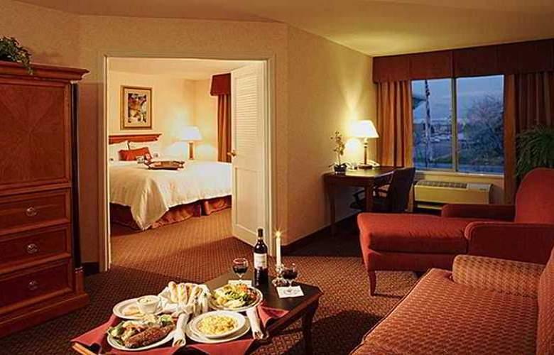 Hampton Inn & Suites Salt Lake City Airport - Hotel - 11