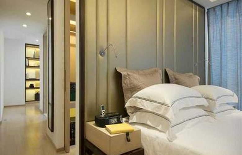 Fraser Suites Suzhou - Room - 2