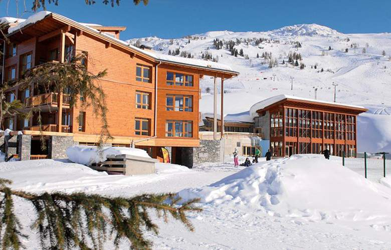 Résidence Prestige Edenarc - Hotel - 5
