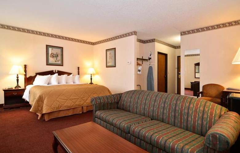 Best Western Music Capital Inn - Room - 63
