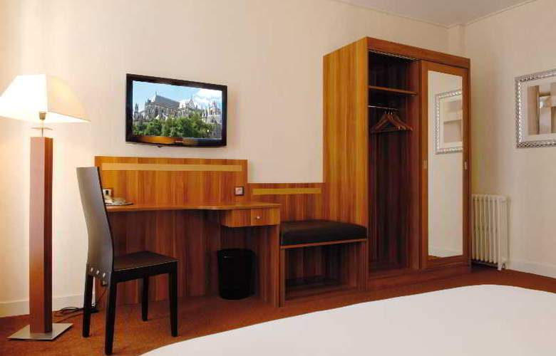 Inter-Hotel du Grand Monarque - Room - 1