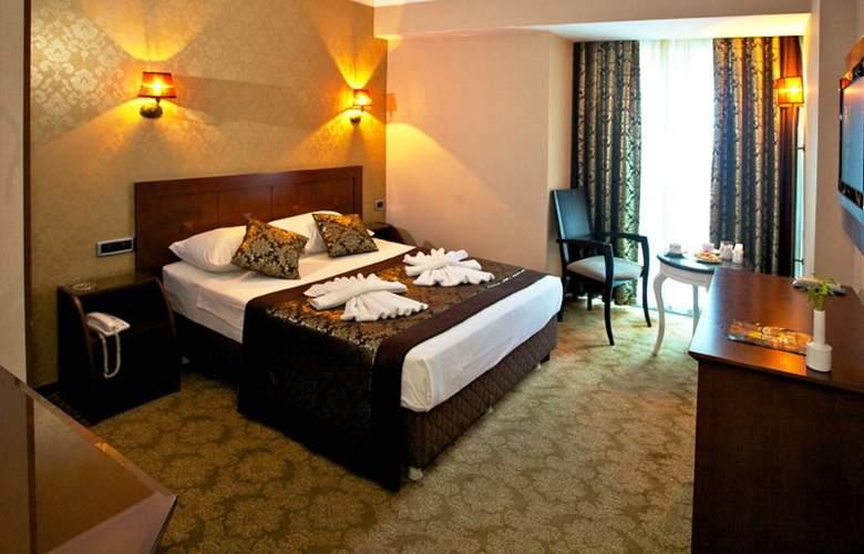 Monaco Hotel Istanbul - Room - 6