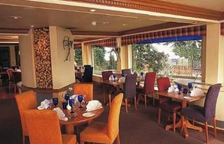 Holiday Inn Edinburgh City West - Restaurant - 3