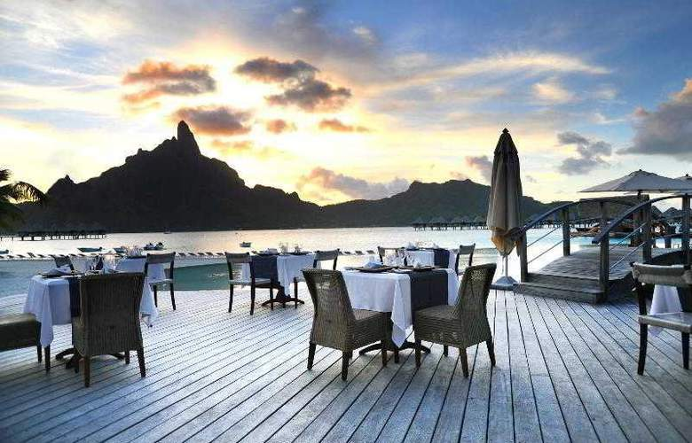Le Meridien Bora Bora - Terrace - 12