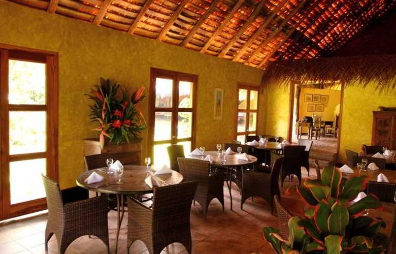 Sarapiquis Rainforest Lodge - Restaurant - 3