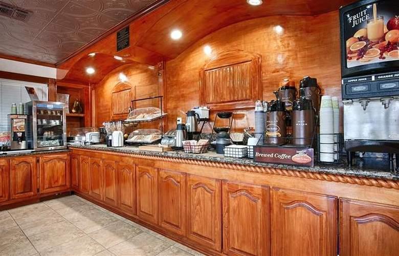Best Western Kingsville Inn - Restaurant - 111