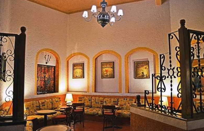 Villas Arqueologicas Cholula - Bar - 33