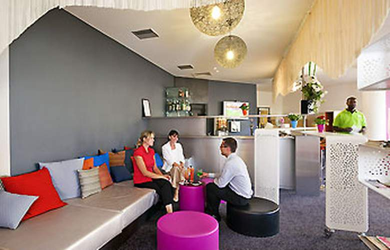 ibis Styles Paris Bercy - Bar - 10