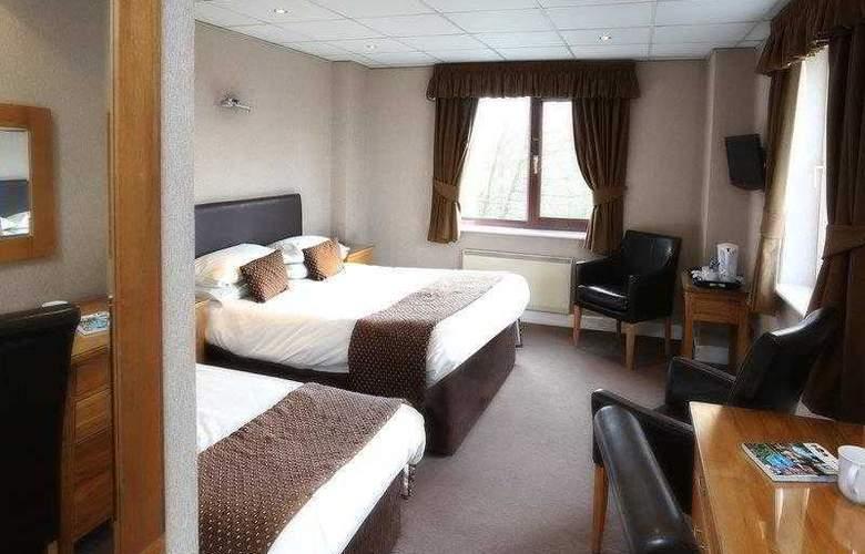 Best Western Park Hall - Hotel - 41