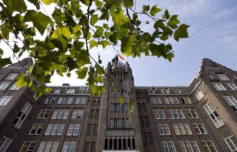 Lloyd Hotel and Cultural Embassy - Hotel - 0