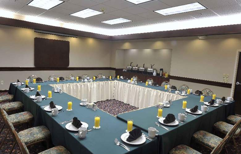 Courtyard by Marriott Monterrey Aeropuerto - Conference - 6