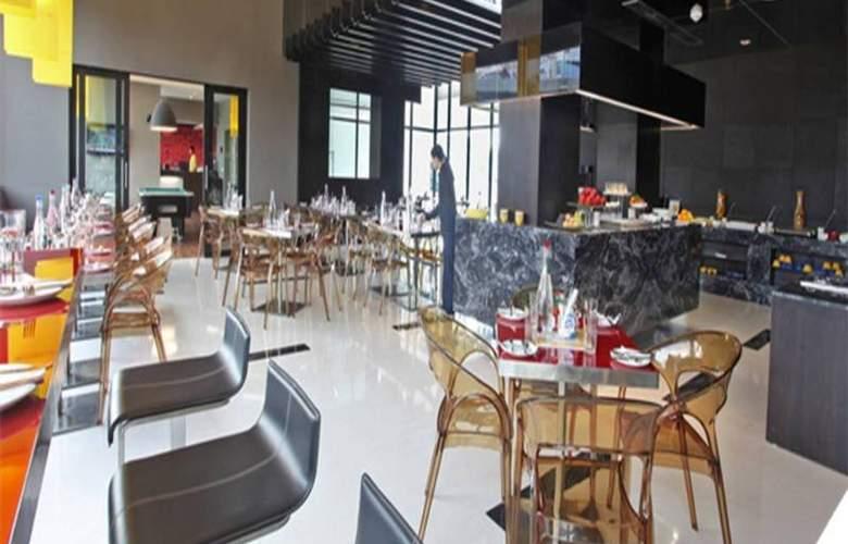 Keys Hotels Hosur Road - Restaurant - 10