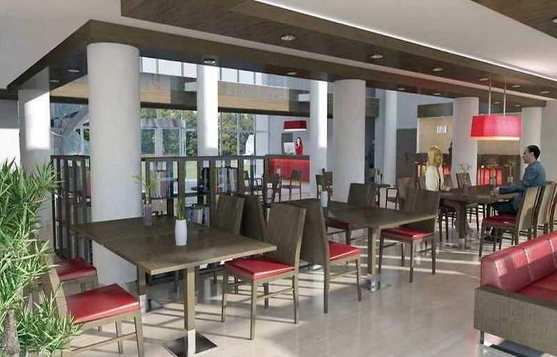 Appart'City Confort Marne La Vallee Val D'Europe - Restaurant - 6