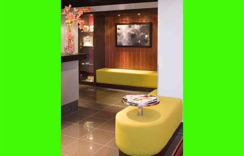 Mercure Annemasse Porte de Genève - Hotel - 15