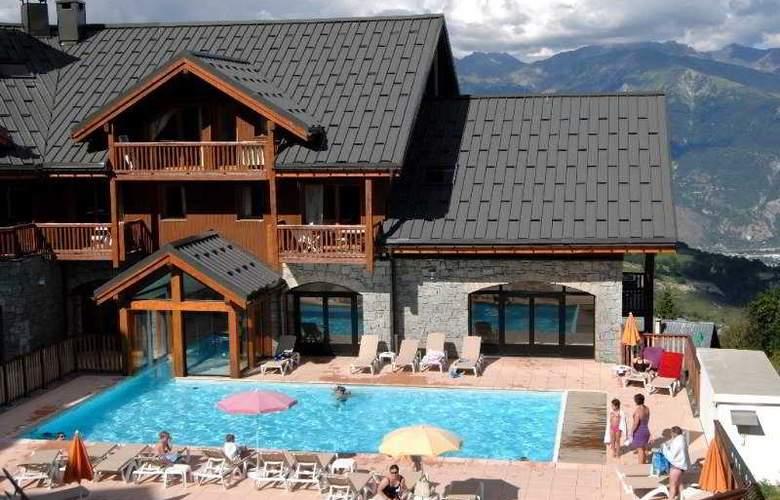 Les Alpages du Corbier - Pool - 3
