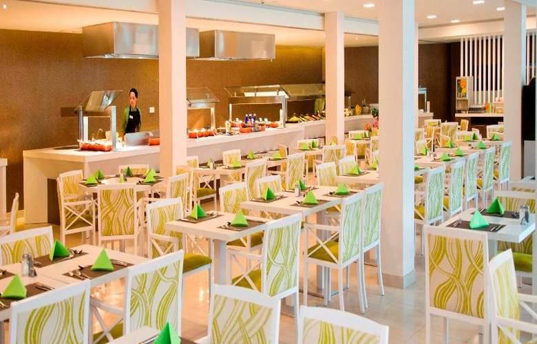 La Pergola Aparthotel - Restaurant - 91