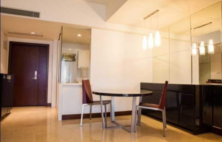 Yopark Serviced Apartment Jingan Four Season - Room - 4