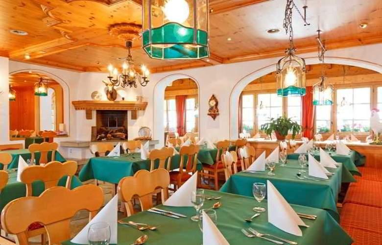 Derby Grindelwald - Restaurant - 6