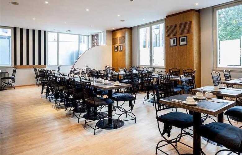 Best Western City Centre - Restaurant - 19