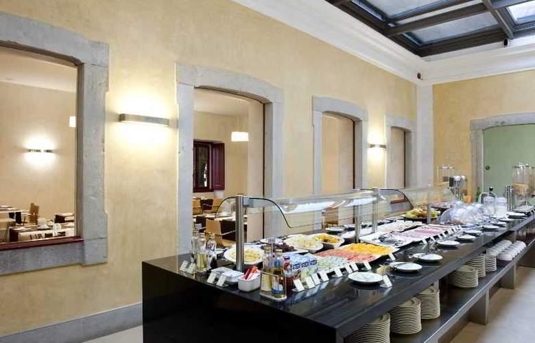 Pousada de Faro - Estoi Palace Hotel - Restaurant - 5