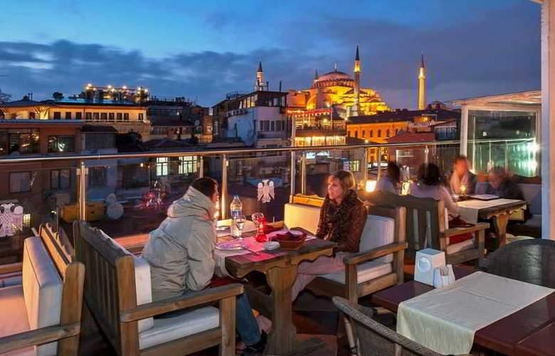 The Byzantium - Restaurant - 38