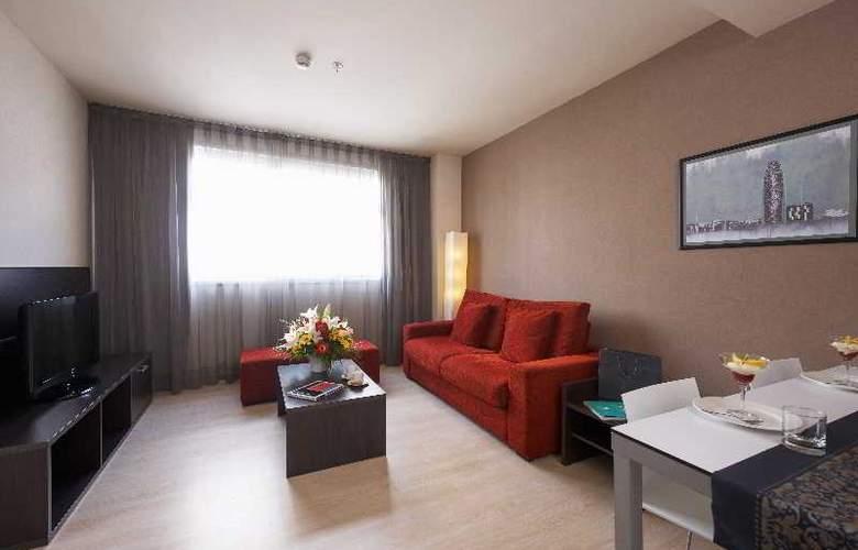 Capri By Fraser Hotel Residences Barcelona - Room - 8