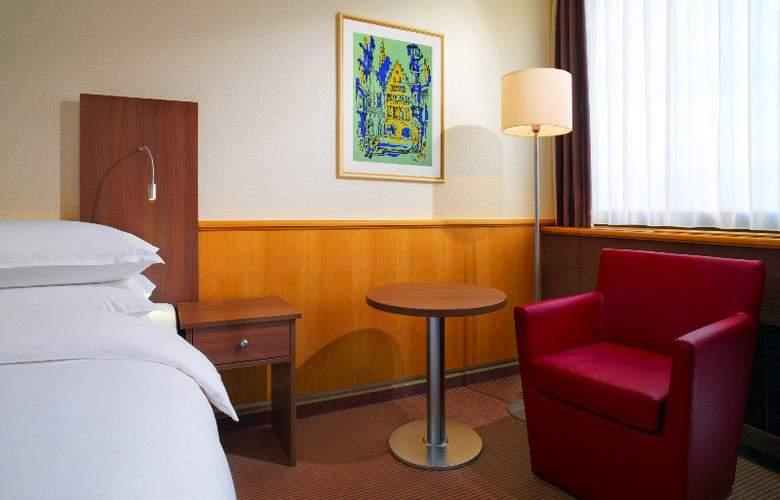 Sheraton Congress Hotel Frankfurt - Room - 27