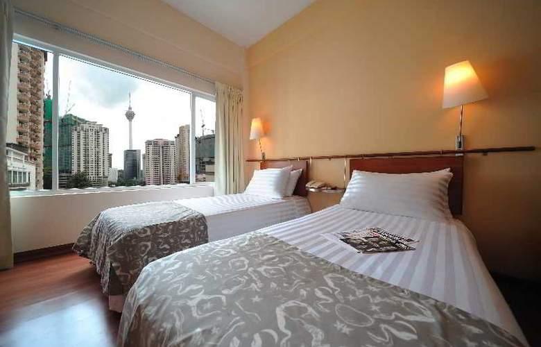Alpha Genesis Hotel Kuala Lumpur - Room - 17
