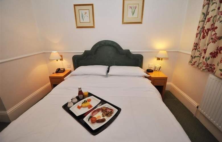 Best Western Montague Hotel - Room - 122