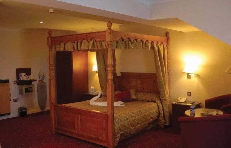 Best Western Bentley Leisure Club Hotel & Spa - Hotel - 5