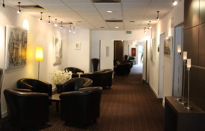 Quality Hotel La Berteliere - General - 0