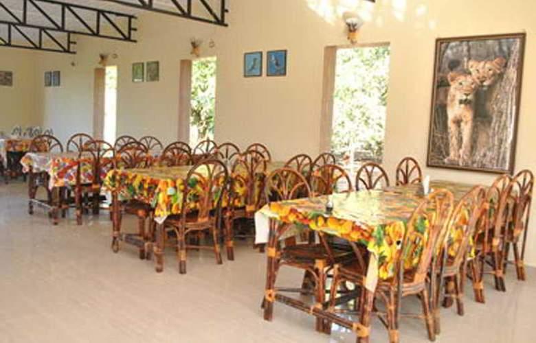 Gir Jungle Lodge - Restaurant - 6