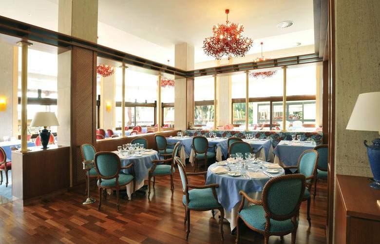 Pestana Dom Joao Villas - Restaurant - 9