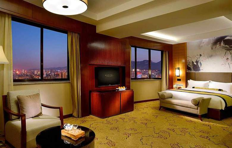 Sofitel Silver Plaza - Room - 80