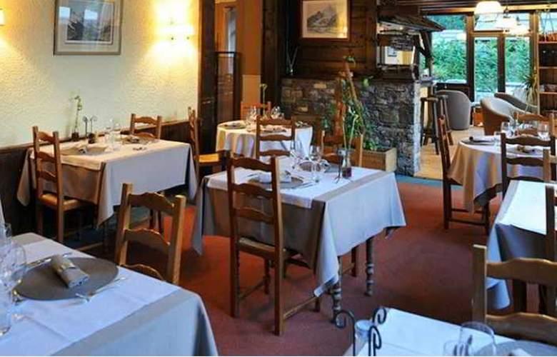 Best Western Plus Excelsior Chamonix Hotel & Spa - Restaurant - 60
