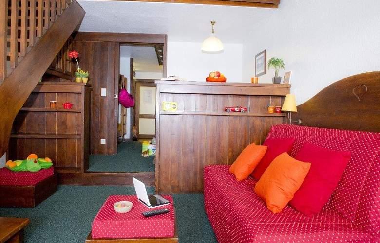 Residence Maeva Le Mont d´Arbois - Room - 1