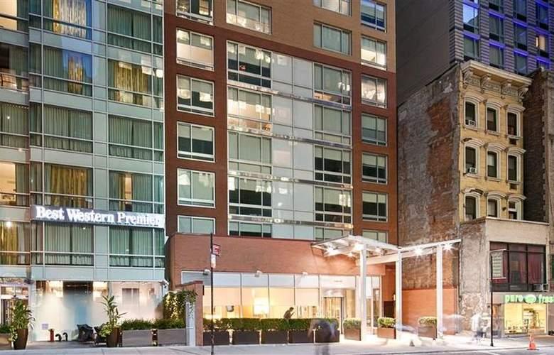 Best Western Premier Herald Square - Hotel - 53