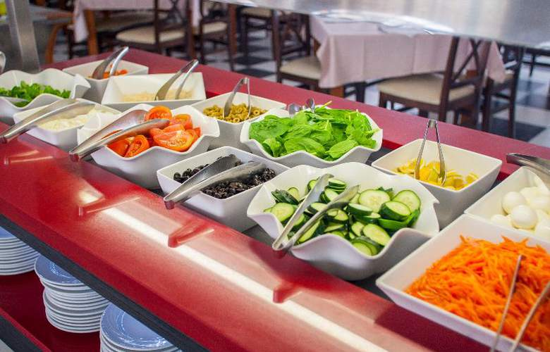 Coma-Ruga Platja - Restaurant - 17