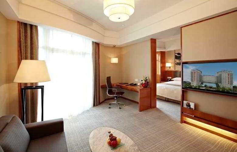 Ramada Pudong Airport Shanghai - Room - 7