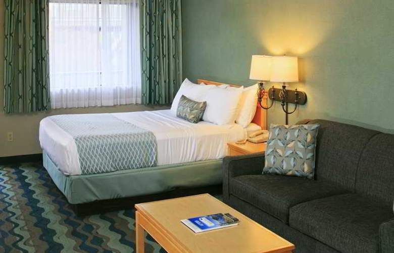 Accent Inn Kamloops - Room - 21
