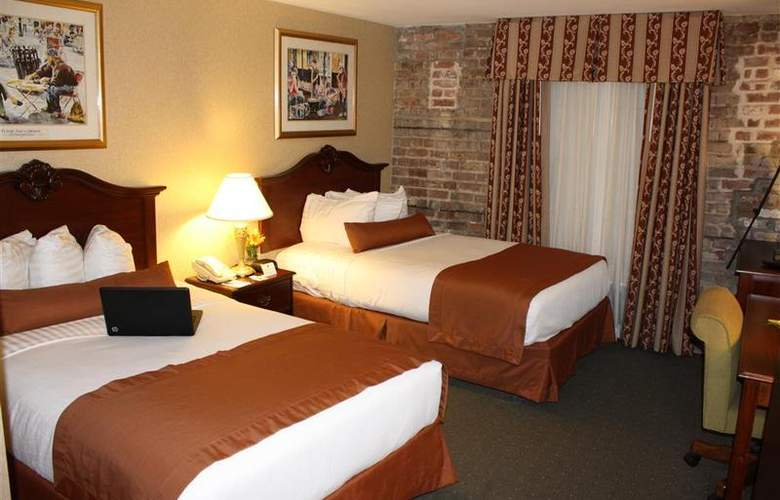 Best Western Plus St. Christopher - Room - 73